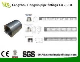 Socket Coupling Stainless Steel 304 Dia 1 304l stainless steel half coupling buy 304l