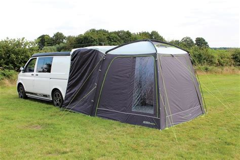 tailgate awnings outdoor revolution cayman tail 4x4 free standing motor home awning 4x4 small van awning