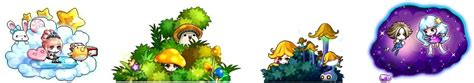 origami boat mount updated cash shop specials 7 20 7 26 maplestory