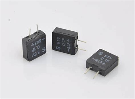 sell box type capacitor da 5 5v 0 1f id 19304188 from shenzhen omoxi electronic co ltd ec21