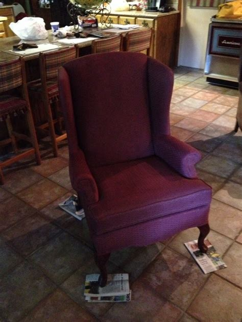 dying furniture upholstery 12 best burgundy chalk paint by annie sloan images on