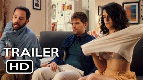 Film Comedy Hd Video | my blind brother official trailer 1 2016 adam scott