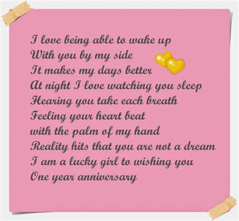 Wedding Anniversary Wishes Poems by Adorable Happy Anniversary Poems To Wish Your Partner