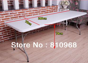 8ft trade show table high quality outsidetable for fair