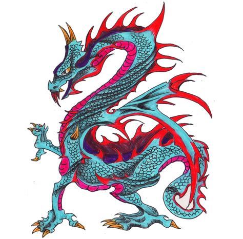 what does a dragon tattoo mean meaning ideas