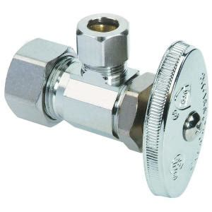 brasscraft   nominal compression inlet    od