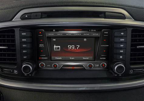 Kia Sorento Radio Kia Sorento Compass Nav