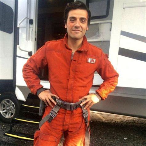 star wars poe dameron 1302901117 a new photo of poe dameron s casual costume in star wars the force awakens making star wars