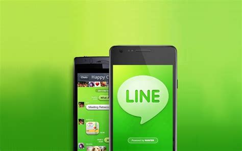 line now lets you send and receive quot chat quot android community - Line For Android