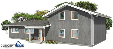 affordable home ch2 floor plans with low cost to build