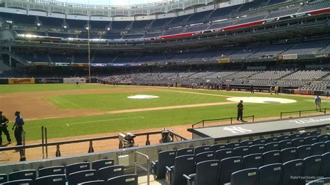 New York Yankees Yankee Stadium Section 125