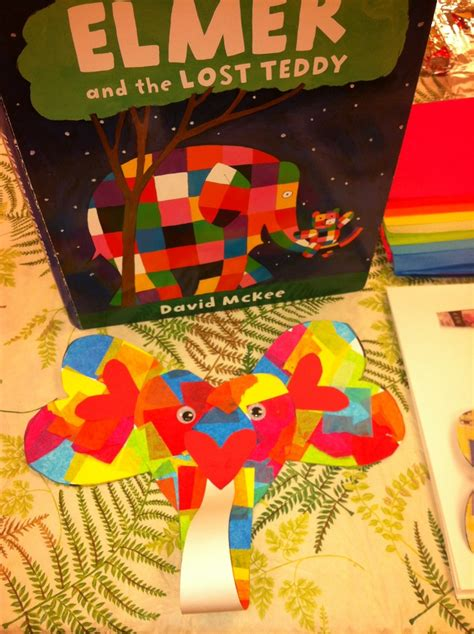 Elmer The Patchwork Elephant Story - 17 best images about elmer is my favorite on