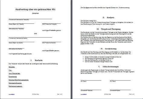 Kaufvertrag Kfz Berweisung by Vorlagenpaket Zum Kfz Verkauf