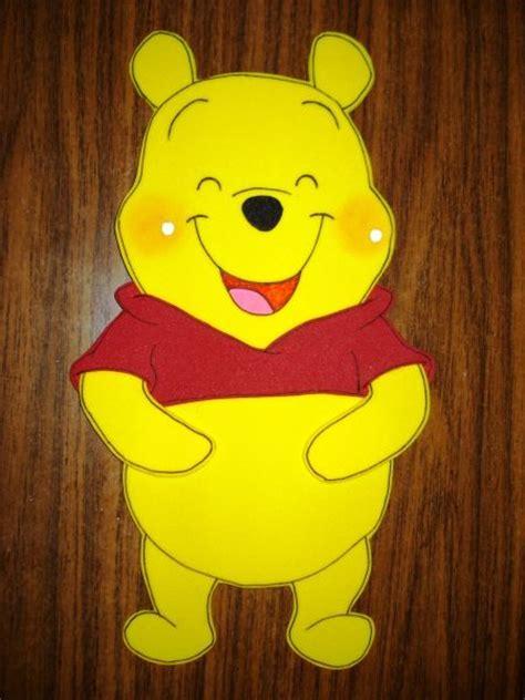 Imagenes De Winnie Pooh En Foami | winnie pooh en goma eva buscar con google cumple enzo