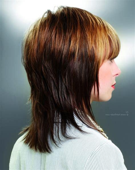haircuts straight in back straight layered haircuts medium length back view long