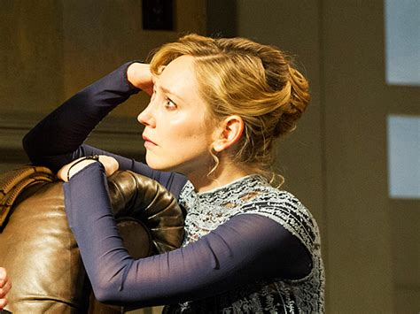 a doll s house ending hattie morahan on bringing her acclaimed doll s house to the west end and acting