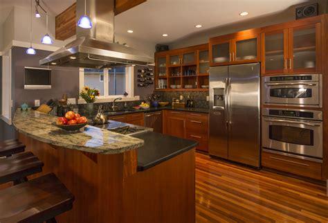 cuisine style americain interieur maison style americain