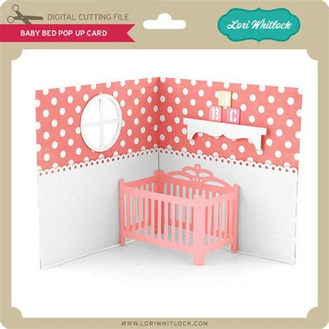 Pop Up Crib Card Template by 17 Best Images About Pop Up On Handmade