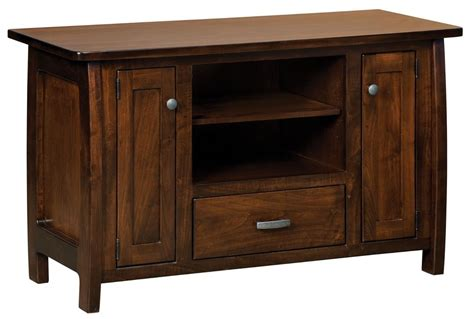 grand plank tv cabinet with drawers by indigo furniture amish solid wood transitional tv stand media cabinet grand