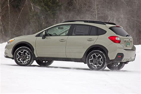 subaru crosstrek forest february 2013 the subaru crosstrek limited we have a