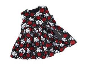 Skull baby clothes punk baby clothes outfit cute girls baby punk