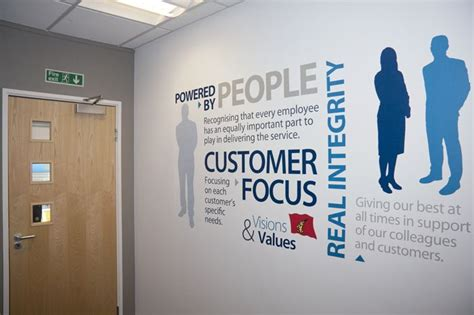 office walls ideas corporate culture wall graphics entrepreneur business