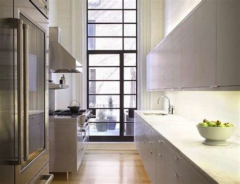 How To Design A Galley Kitchen by 16 Gorgeous Galley Kitchens