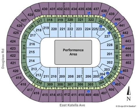Walking With Dinosaurs Honda Center by Honda Center Tickets And Honda Center Seating Chart Buy