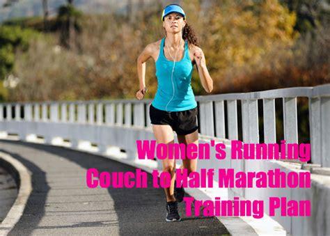 Womens Running To Half Marathon by To Half Marathon Plan S Running