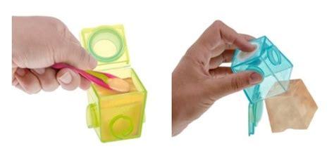 Munchkin Fresh Food Freezer Cup Baby Cubes Wadah Kaldu Puree Mpasi 40 max weaning pots simple clever ideas