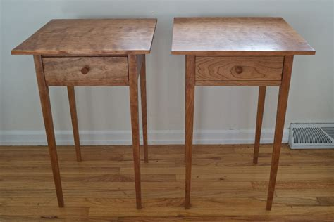 shaker style side table shaker side tables
