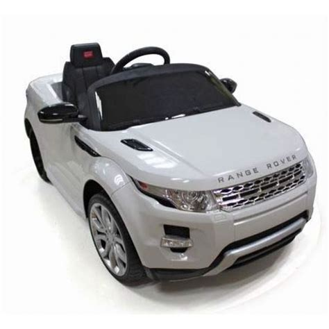 licensed range rover evoque  kids ride  car  remote control