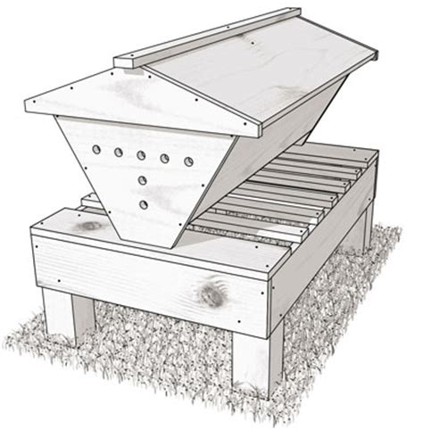top bar hive dimensions vital stats and materials list for kenya top bar hive dummies