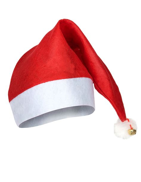 christmas hat with bell for adults hats and fancy dress
