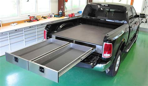 truck bed drawer system ideas on pinterest box best truck bed storage ideas on