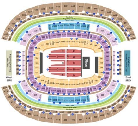 of stadium seating capacity at t stadium tickets in arlington at t stadium