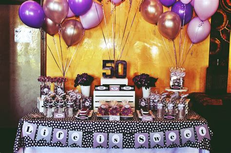 event theme ideas perfect 50th birthday party themes for youbirthday inspire