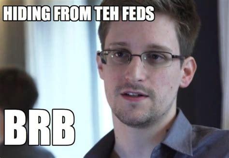 Snowden Meme - run snowden run a pro s advice for escaping the grid