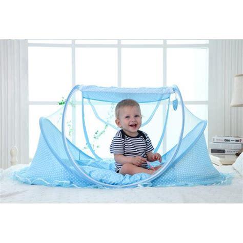 Kasur Happy happy baby kl09 kelambu bayi musik series 3in1 dengan kasur dan bantal baby nets shopee