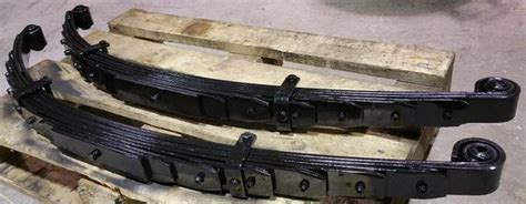 ford mercury car leaf springs oem heavy duty lifted ford f250 1953 1964 custom front leaf spring 4 quot lift