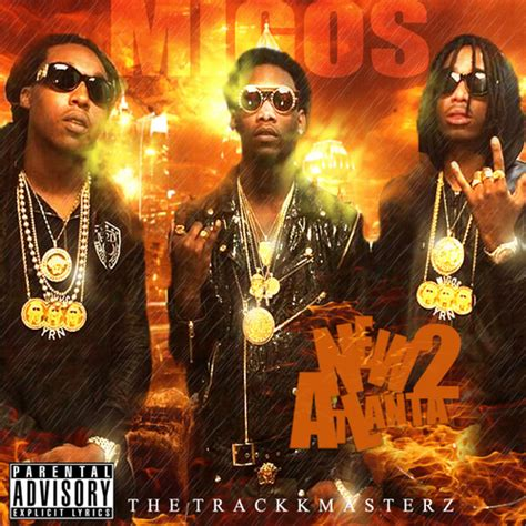 Migos - New Atlanta 2 Hosted by Trackkmasterz Mixtape ... J 16