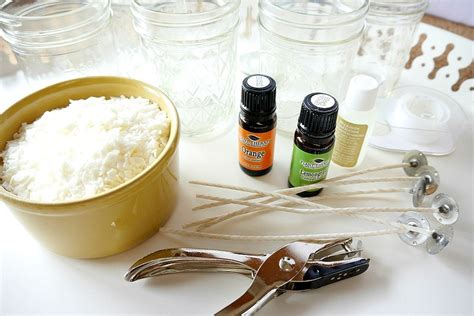 Soy Candle Supplies Soy Candles Diy Gift