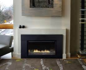 Contemporary Fireplace Inserts Gas Fireplace Inserts Gas With Modern Style Decorazilla