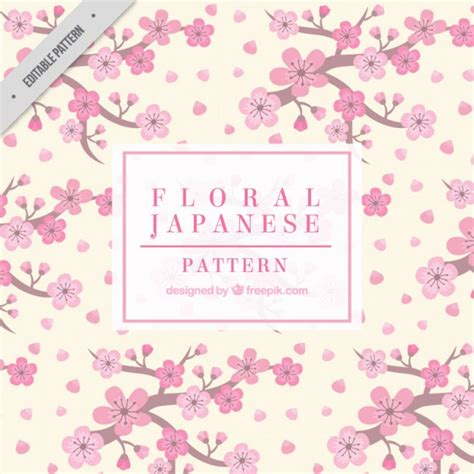 cute japanese pattern cute floral japanese pattern vector free download