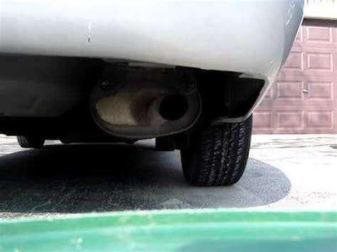 2007 chevy impala exhaust system 2007 chevrolet impala exhaust