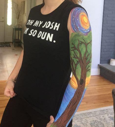 josh dun tattoo josh dun arm clique amino