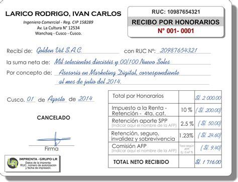 retencion de dinero por sunat recibos por honorarios 2016 noticia reforma del sistema de pensiones 191 qu 233 debo hacer