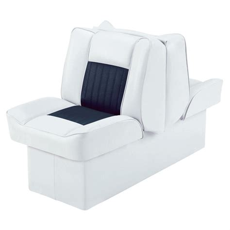 wise boat seat base wise 174 designer series back to back lounge boat seat with