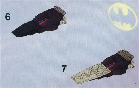 Lego Batman 7779 bricks argz