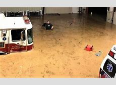 New firehouse & apparatus hit by flash flood in West ... Flood Relief Donations